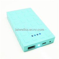 LW-MP8 Mobile Power Bank with MP3 and Card Reader