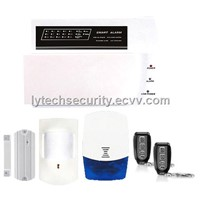 Landline Wireless Alarm System with LED Display (LY-WA8003)