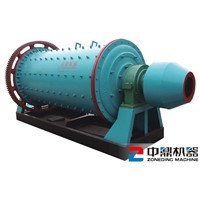 Large Crushing Ratio Ball Mill/Grinding Mill