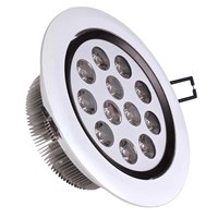 Led ceiling lighting fixture