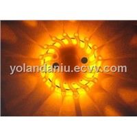 Amber Rechargeable Led Road Flares