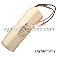 Li-ion 18650 14.8V 4800mAh Battery Pack