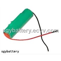 Li-Ion 18650 2600mAh 3.7V Battery with PCM
