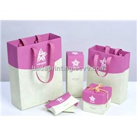 Lovely Paper Packaging Bag