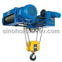 Low headroom single girder Hoist