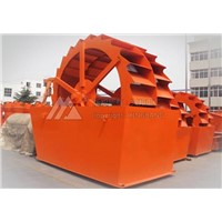 Low investment sand washing equipment with high quality
