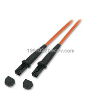 MTRJ-MTRJ MM fiber optic patch cord