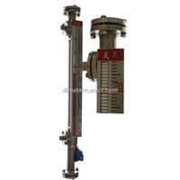 MTUHZ-53-Series Side-installation Magnetic Float Level Gauge (lining PTFE)