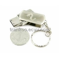 Metal USB Flash Drvie Memory Stick 8GB Stainless Steel Material Usb Disk