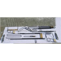 MoSi2 heating elements for kilns&furnace