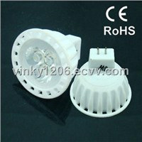 Modern Motion Sensor Reflector MR16 Led Spotlight