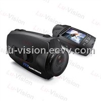 Motion Detect Waterproof Sport Helmet Action HD 1080P Camera Cam DVR Digital Camera Car DVR Mini DV