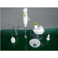 Multi Function Hand Blender with Chopper, Slicer, 700W DC Motor