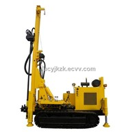 Multi-functional crawler well drill-JKS200