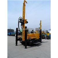Multi-functional crawler well drill-JKS300