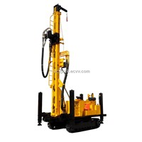 Multi-functional crawler well drill -JKS400