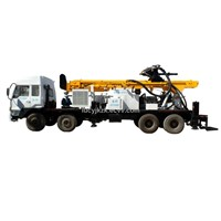 Multi-functional truck mounted well drill-JKCS600