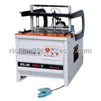 Multi spindle boring machine