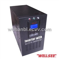 New designed WS-SCI 2000W Solar Inverter with built-in controller