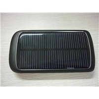 New portable solar charger for iphone, cell phone, camera, ect