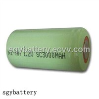 Ni-MH SC 3000mAh 1.2V Battery