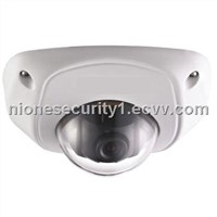Nione Security2 Megapixel UXGA CMOS Day&Night Weather-proof Vandal-Proof Network Mini Dome Camera