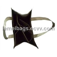 Non-woven wine bottle bag for 9 bottles