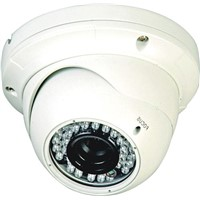Outdoor IR Dome Camera / Effio Snail IR Camera / Varifocal 4-9mm Lens