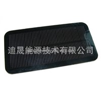 PET lamination monocrystalline solar cell