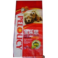 PP Woven Bag for Animal Feed
