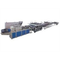 PVC Foaming board Extrusion Line