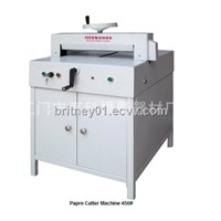 Papre Cutter Machine 450#