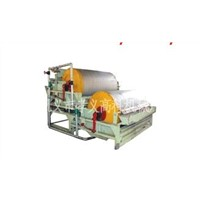 Permanent Magnet Drum Separator | Magnetic machine manufacturer | Magnetic Separator works