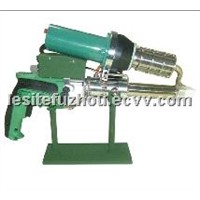 Pipe welding machine/hand extruder