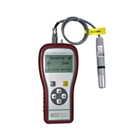 Portable Infrared CO2 Gas Detector with internal pump