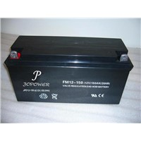 Solar Lead Acid Battery 12V150AH