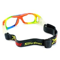 Rainbow Pattern Goggle for Sport (PC)