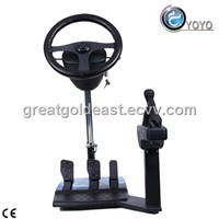 Right Hand Drive Traffic Rule Car Wheel Simulator