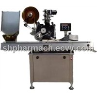 Round Bottle Horizontal Labeling Machine (Wtb-C)