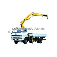 SQ1ZK2Q knuckle boom truck mounted crane