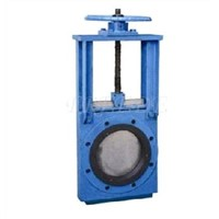 Self Sealing Type Knife Gate Valve