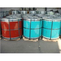 Sell Good quality Prepainted galvanized steel coil
