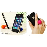 Silicone Bracket for Mobile Phone/MP3/Camera