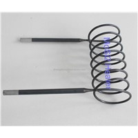 Special shape MoSi2 heating elements