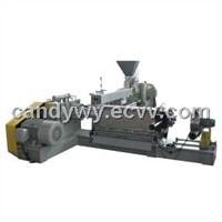TEC Series Two-stage (Twin Screw/Single Screw) Compounding Extruder Set