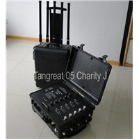TG-VIP JAMM,Portable Pelican Case cell phone jammer,military jammer