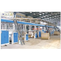 TSM corrugated cardboard production line