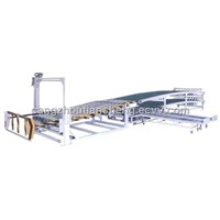 TS-A double layer paperboard conveying machine