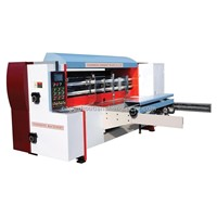 TS-NC-auto rotary die-cutting machine(lead edge feeding)