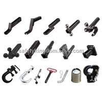 Trailer Parts Ball Mount, Ball Mount Pin, Ball Mount Covers